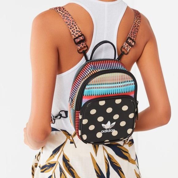 5bd54df0a5eb Adidas Jardim Agharta Mini Backpack